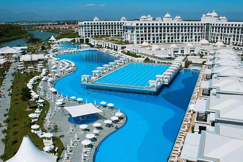 Alexa Golf Holidays In Turkey Hotels Golf Courses And Packages In